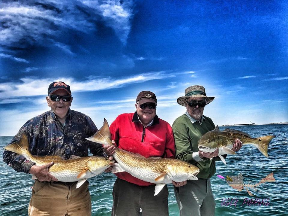 Coastal Alabama Fishing Report - 4/16-23/2018