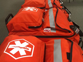 Our New Gear Bags Have Arrived!