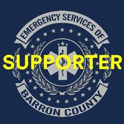 Supporter Car Decal