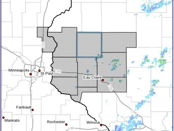 Wind Advisory for Barron County