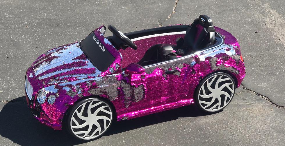 Luxury Kids Car Club Custom Ride On Toys - Ride on cars