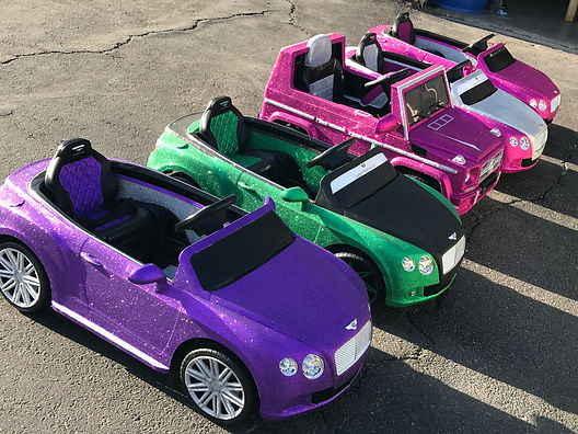 Luxury Kids Car Club