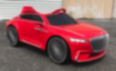 luxury kids car club