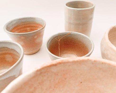 Kintsugi Come restaurare ceramica con oro