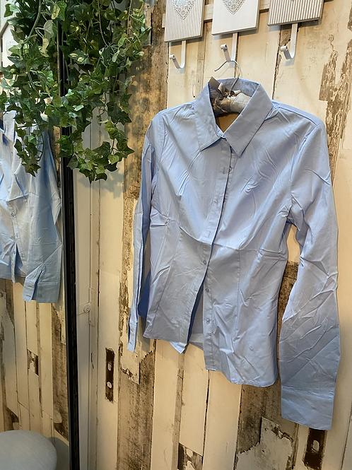 Camicia misto cotone