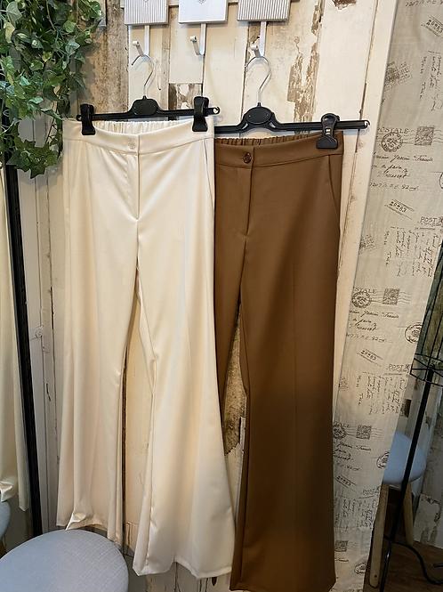 Pantaloni a zampa King- Kong