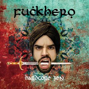 Cover CD / Fuckhero - Hardcore zen