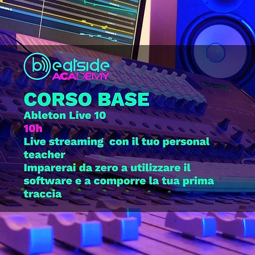 Corso Base Ableton LIve 10