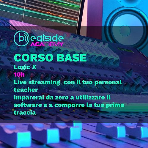 Corso Base Logic X