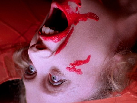 Death in the Wind: Dario Argento's non-localized horror.