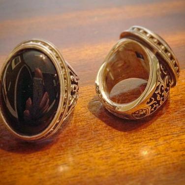 gentleman gemstone ring
