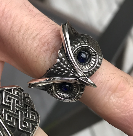 owl ring 2