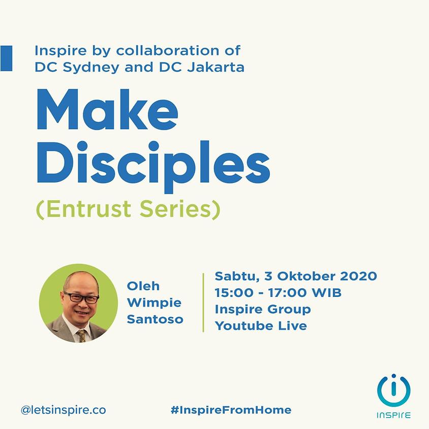 INSPIRE Jakarta & Sydney | Make Disciples