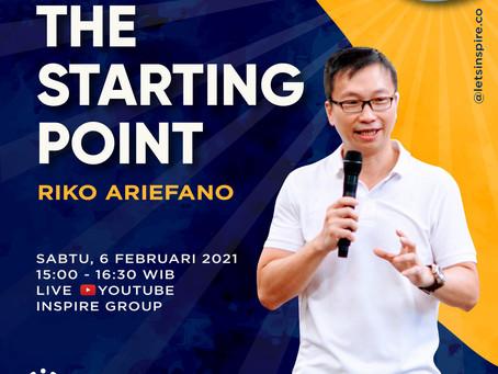 Inspire Jakarta: The Starting Point