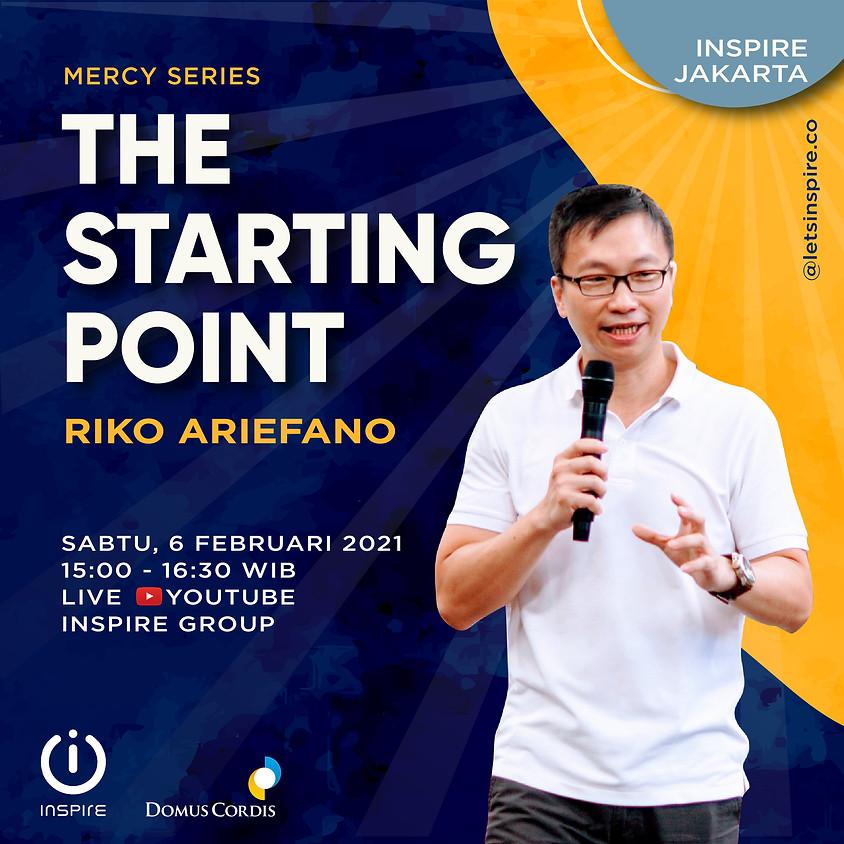 INSPIRE Jakarta   The Starting Point