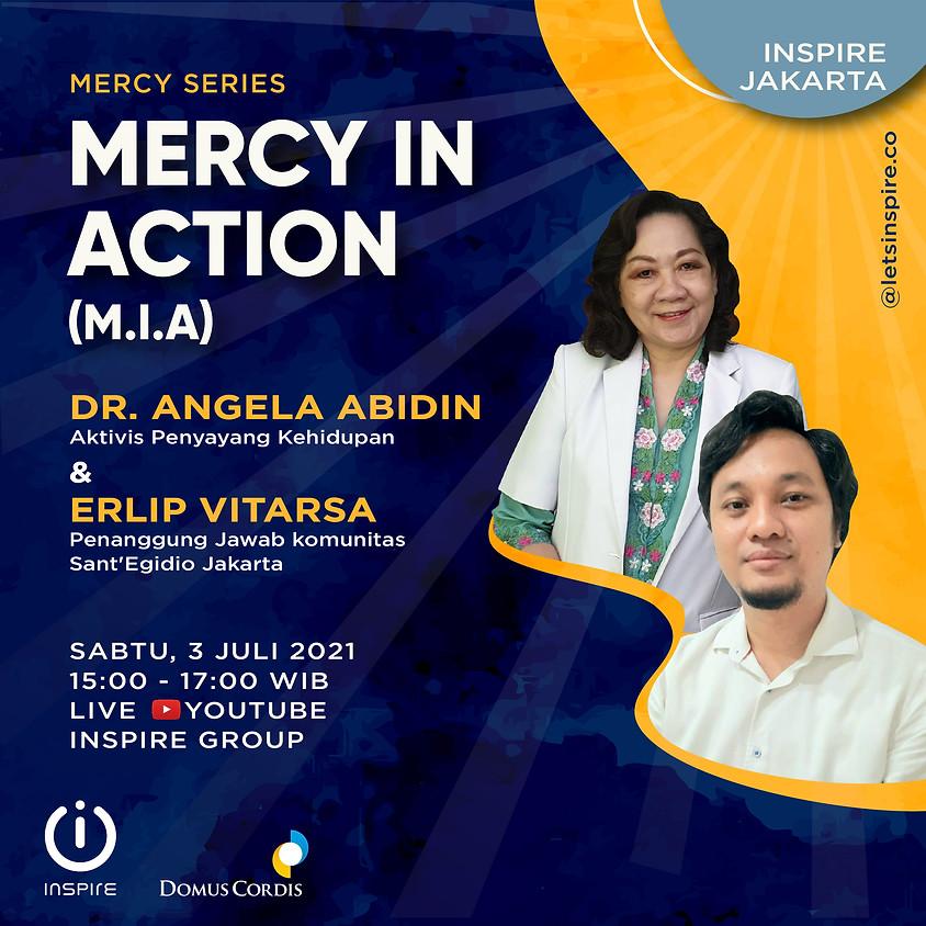INSPIRE Jakarta | Mercy in Action