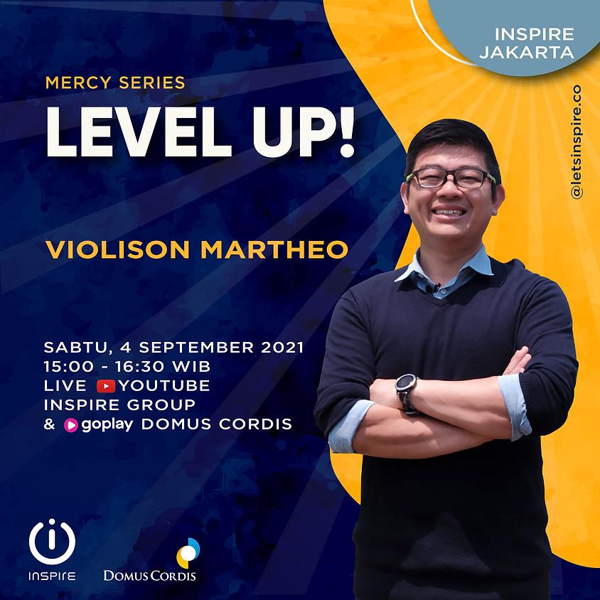INSPIRE Jakarta | Level Up!