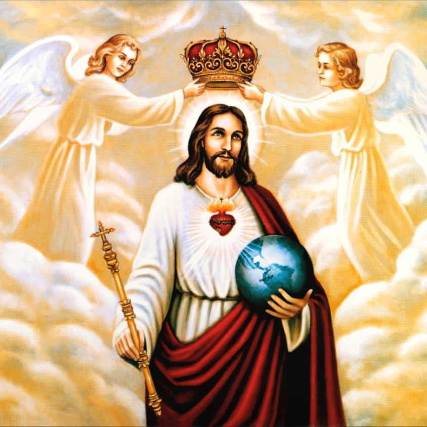 Misa Hari Kristus Raja & Ucapan Syukur Komunitas Domus Cordis