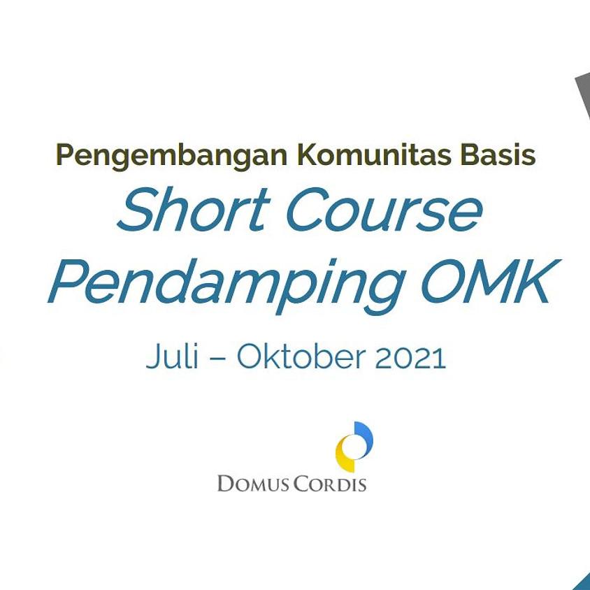 Short Course | Kelas Pendamping OMK