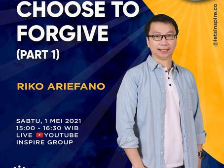 Mengasihi Rentan Disakiti, Namun Tetap Memilih Mengampuni