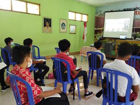 Retret Pendidikan Seks di SMP Kemasyarakatan Promasan