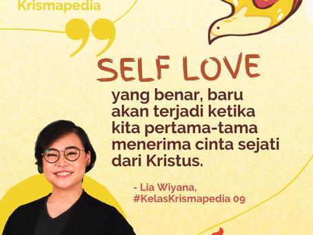Kelas Krismapedia: Self Love