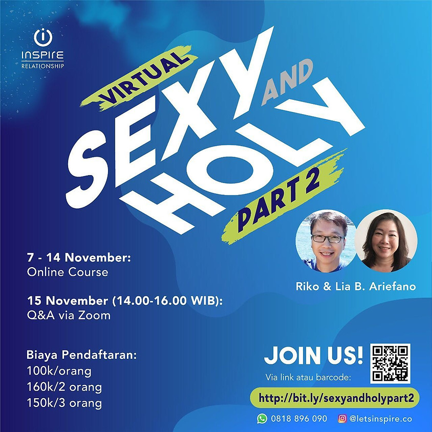 VIRTUAL SEXY AND HOLY part 2