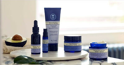 Neal's Yard Remedies Organic Facial products