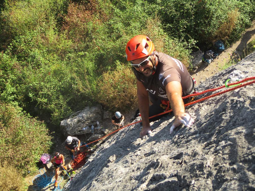Escalda Calamès, Ariège 16.09.18