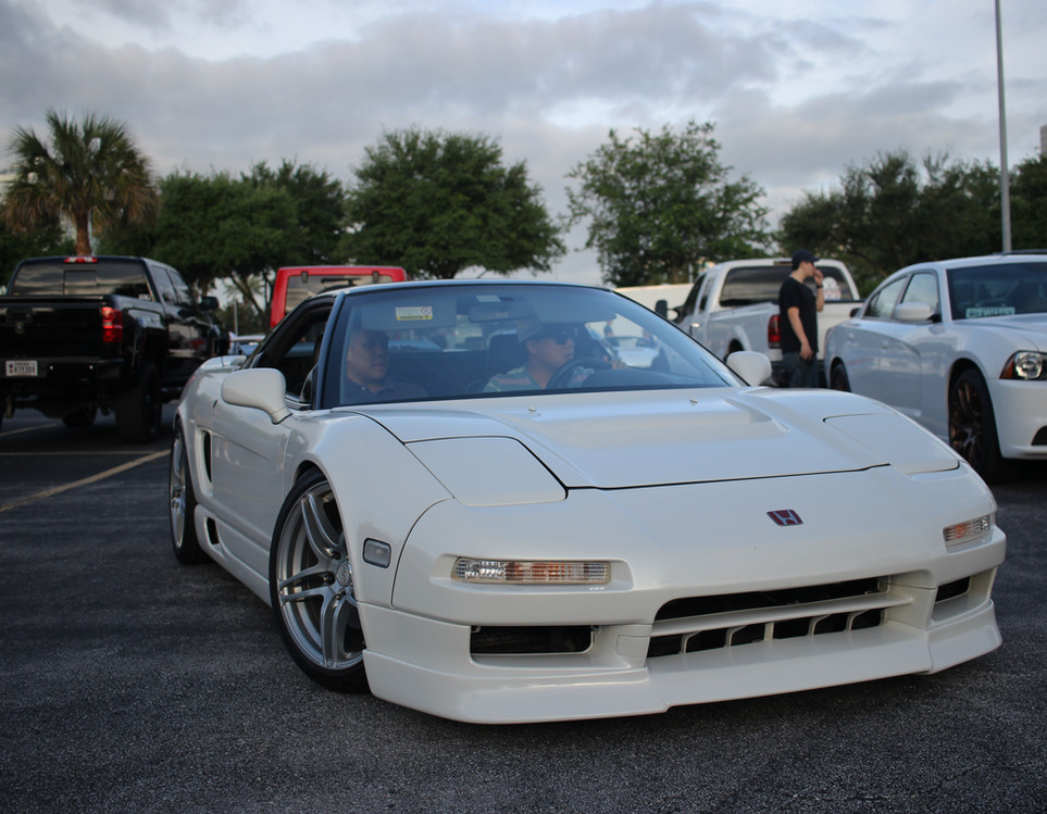 Houston Coffee & Cars: Automotive Extravaganza