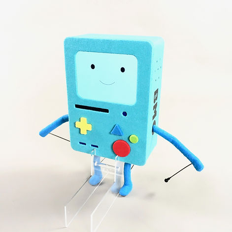Beemo BMO puppet Adventure Time
