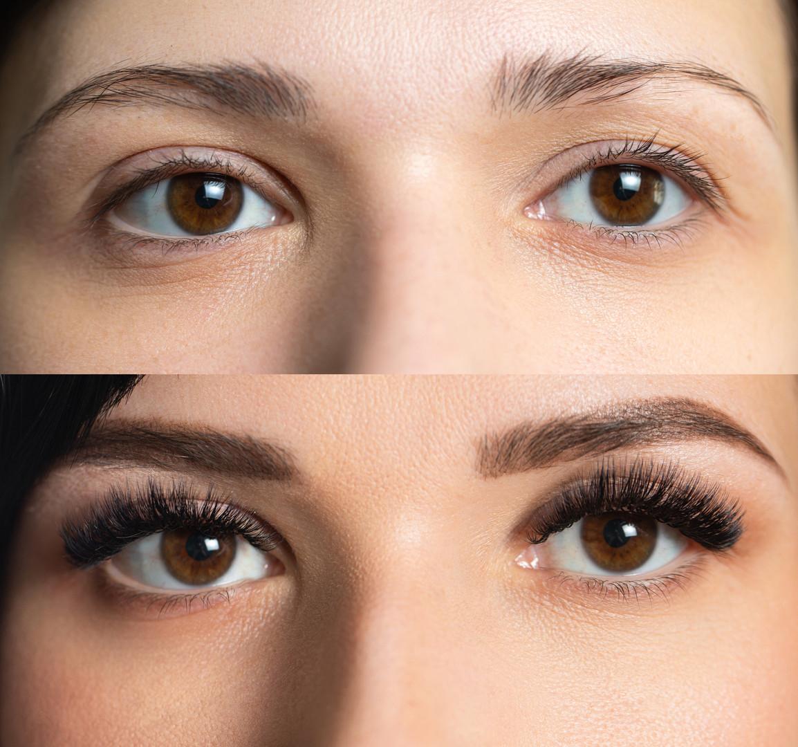 Enhance Eyebrows & Lashes