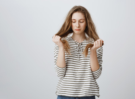 Bad Habits Making your hair look Greasy