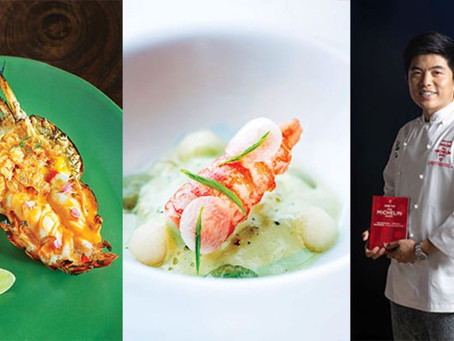 Thai Restaurants with Michelin Stars in the MICHELIN Guide Thailand 2019 Edition