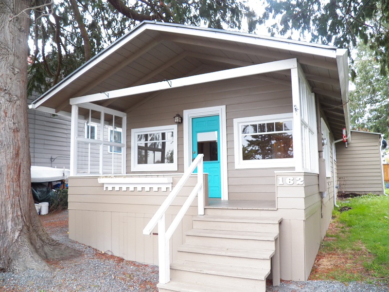 camano beach cabins