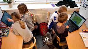Casa España Dinamarca Copenhague Niños Clase Educación