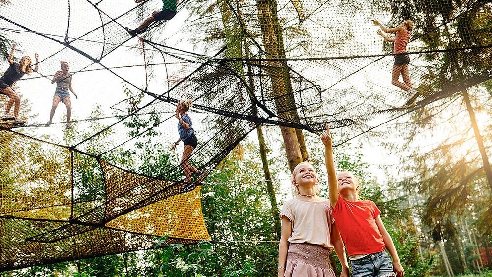 Españoles Dinamarca Copenhague Vacaciones Actividades Parque Niños Familia Wow