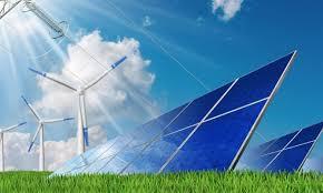 Casa España Dinamarca Energía Renovable Sol Viento