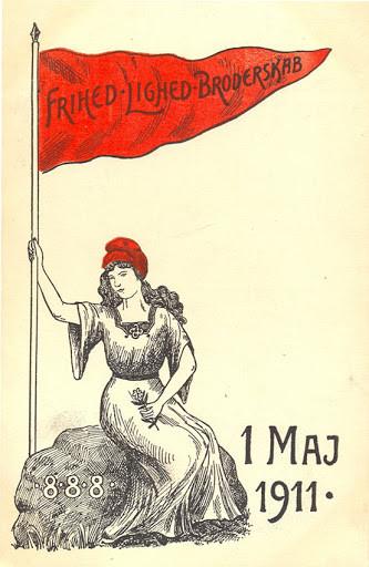 Españoles Dinamarca Mayo Trabajadores Virtual Historia