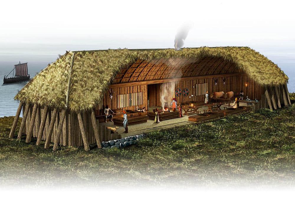 Casa España Dinamarca Copenhague Historia Vikingos Mujeres