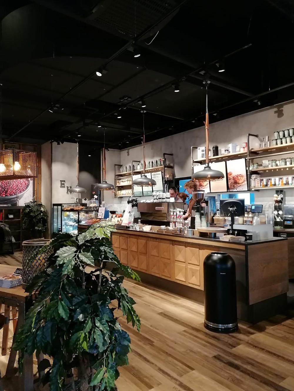 Españoles Dinamarca Networking Café Cafetería Bares Hostelería