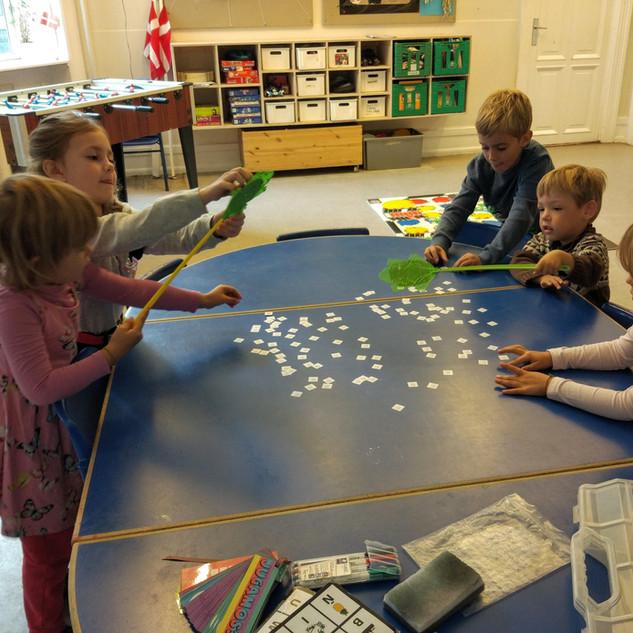 Grupos colaborando