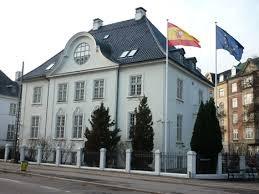 Casa España Embajada Embajador Roman Oyarzun Dinamarca Copenhague
