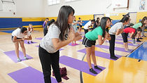 Yoga for Physical Education