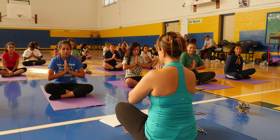 Teacher Training: Mindfulness in Motion for Teens