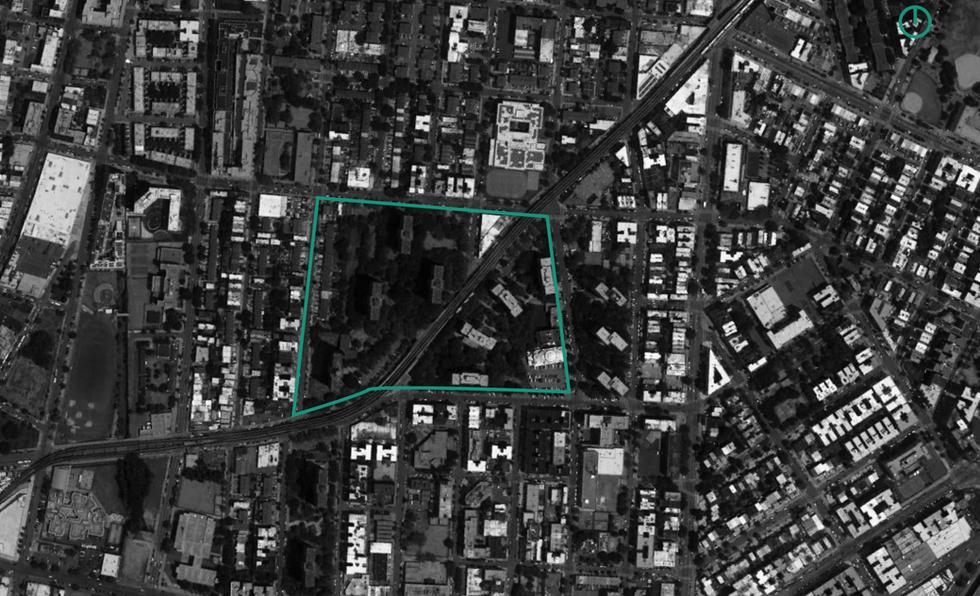 Adams Houses Location