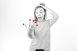 Fanny Crazy Raspberry