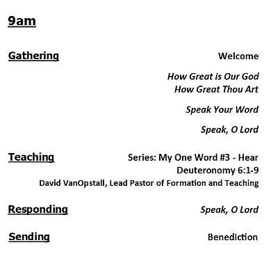 2021-01-17 Bulletin Worship Order 9am.jp