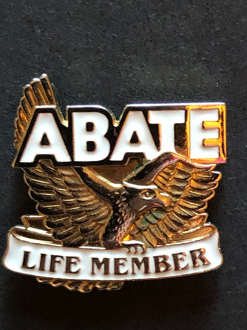 CMT/ABATE LIFE TIME PIN