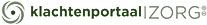 Logo Klachtenportaal Zorg